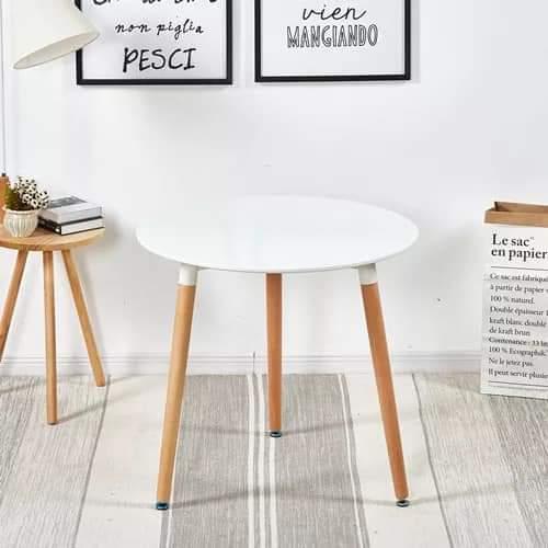 میز گرد 3 پایه قطر 80