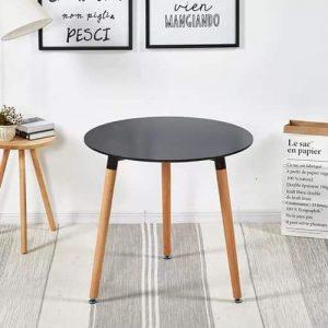 میز گرد 3 پایه قطر 90