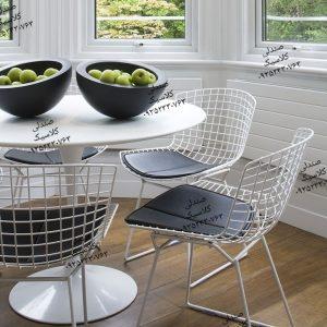 صندلی برتویا استیل