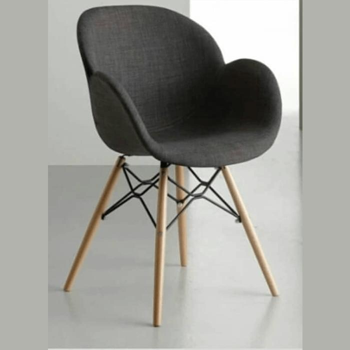 صندلی پارچه ای صدف