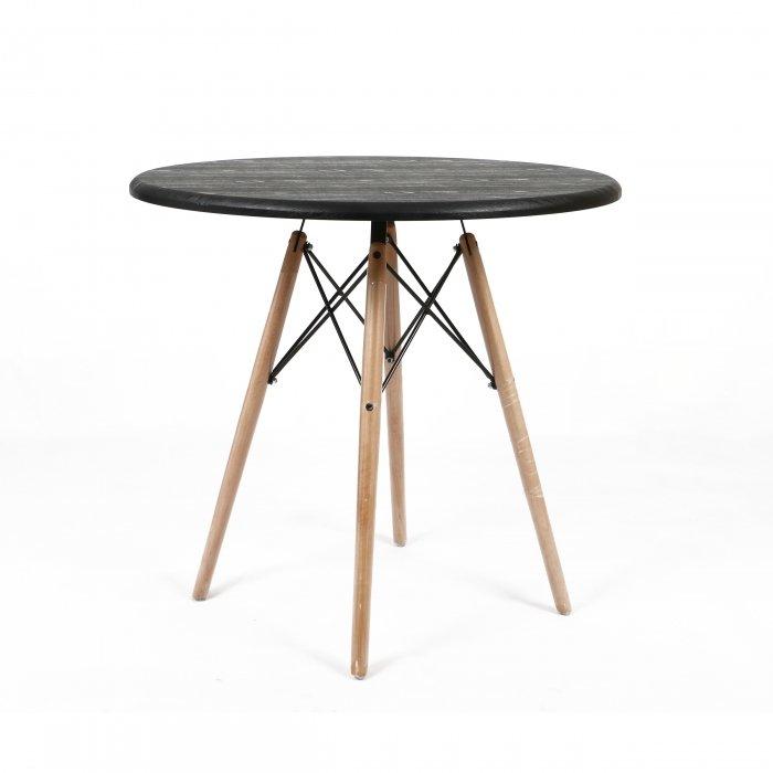 میز گرد پایه ایفلی قطر 70 (2 تا 3 نفره)
